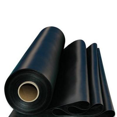 Полиэтиленовая пленка черная