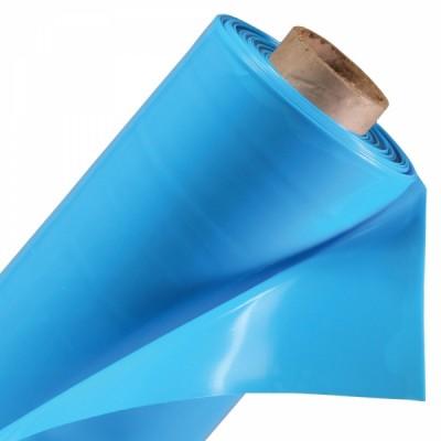 Полиэтиленовая пленка синяя 6м /200 мкм (для водоемов)